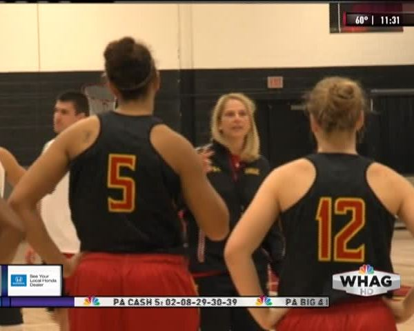 Maryland Women's Basketball Ready for Final Four_6593690474298884497