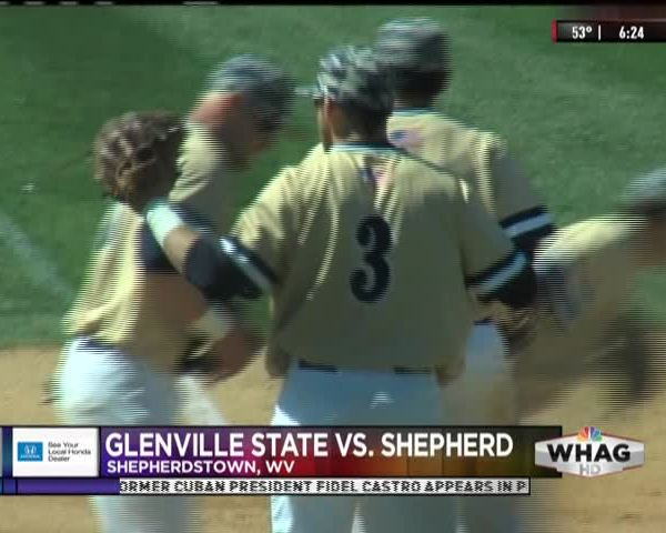 Shepard takes game one against Glenville_7568248142248951914