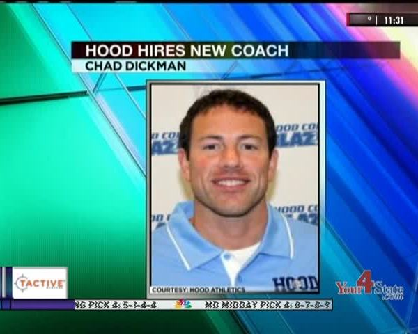 Hood Hires Chad Dickman as New Head Coach_5124202712380753263