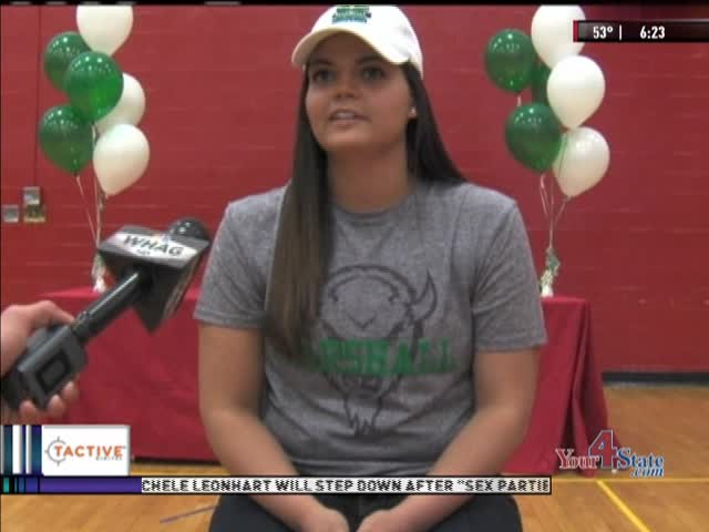 Zoe Schreiber Signs with Marshall University_-3380162949384682271