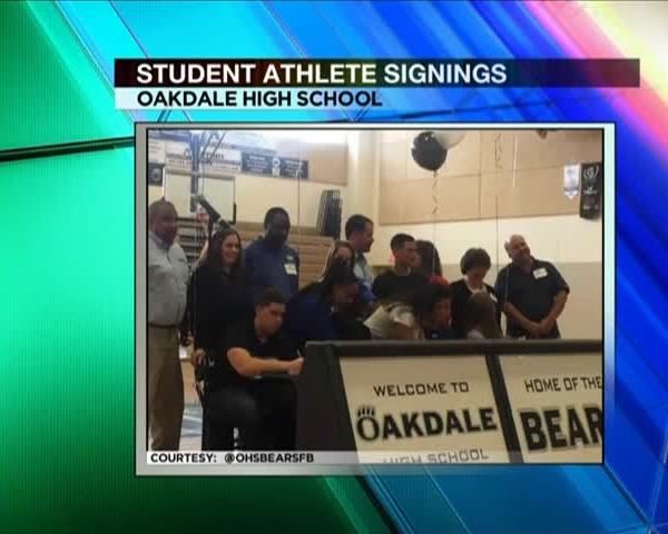 Oakdale Student Athletes Sign National Letters of Intent_-6284502646645112151