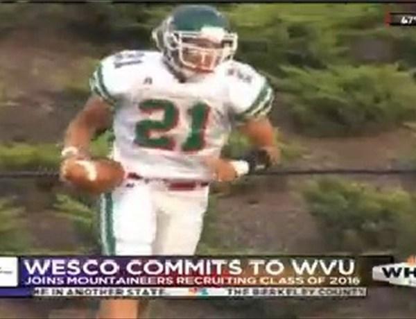 Trevon Wesco Commits to WVU_-2161228462504063263