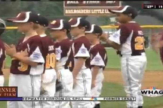 Maryland District 2 Little League kicks off tournament_-566827614682394728