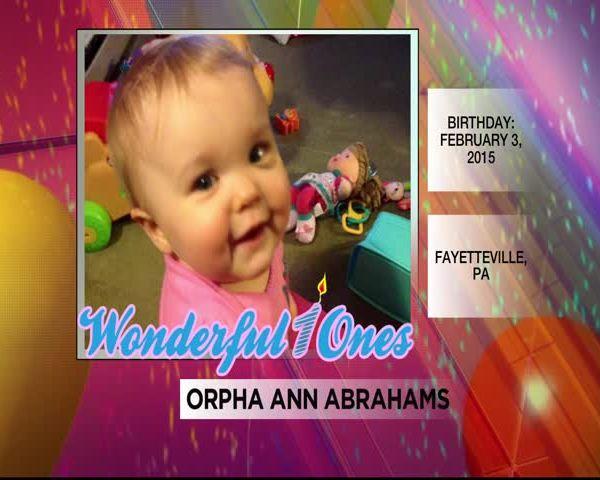 Wonderful One- Orpha Ann Abrahams Feb- 3 2016_20160203142804