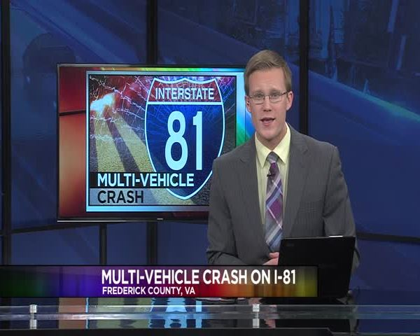 Multi-vehicle crash on I-81 in Virginia_92788359-159532