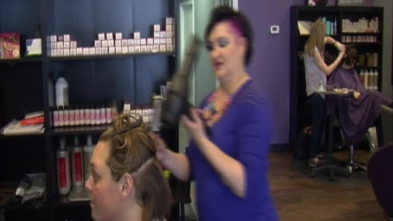 Funky Do 4u Hair Salon Offers Specializes In Helping People With Special Needs