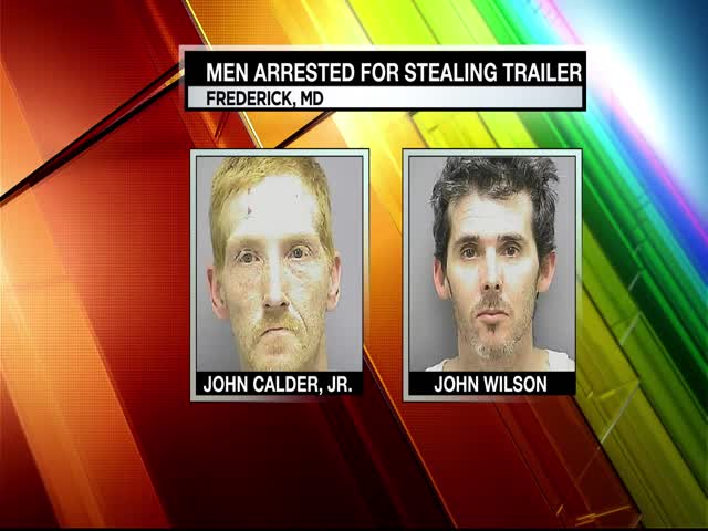 Trailer theft in Frederick_05246376-159532