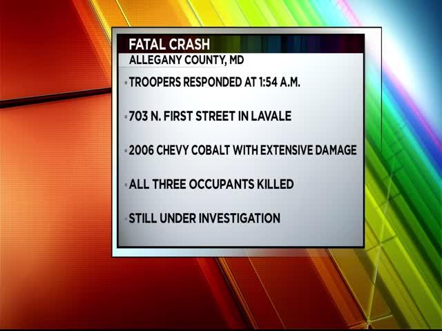 Fatal crash in Allegany County_42183105-159532