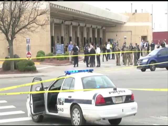 Law enforcement shooting deaths on rise_90377267-159532