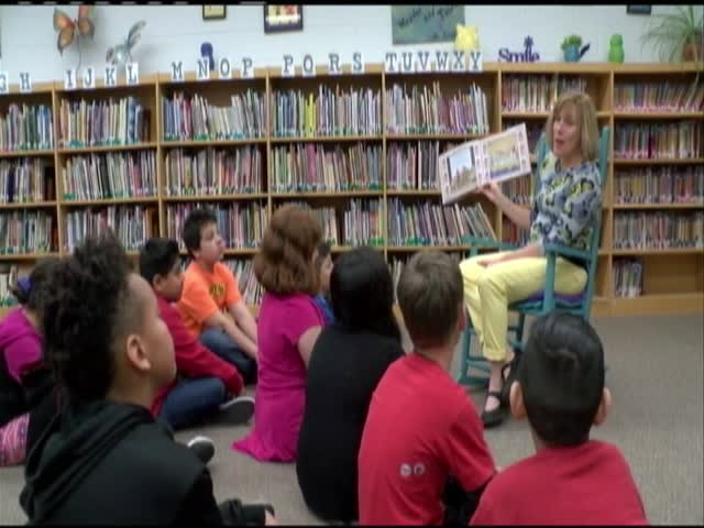 Local school vying for author-s visit_73831005-159532
