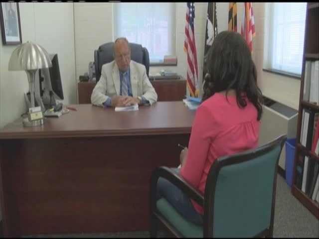 Frederick County councilman lets go of party affiliation_20160520221606