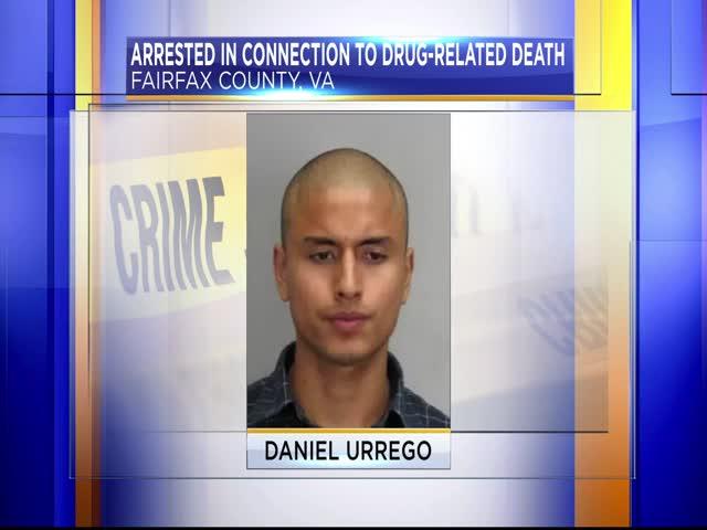 Man arrested for drug-related death_45898676-159532