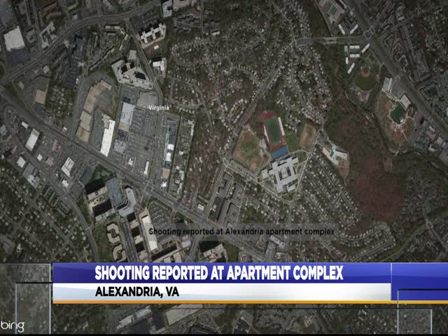 Shooting reported at Alexandria apartment complex_56368141-159532