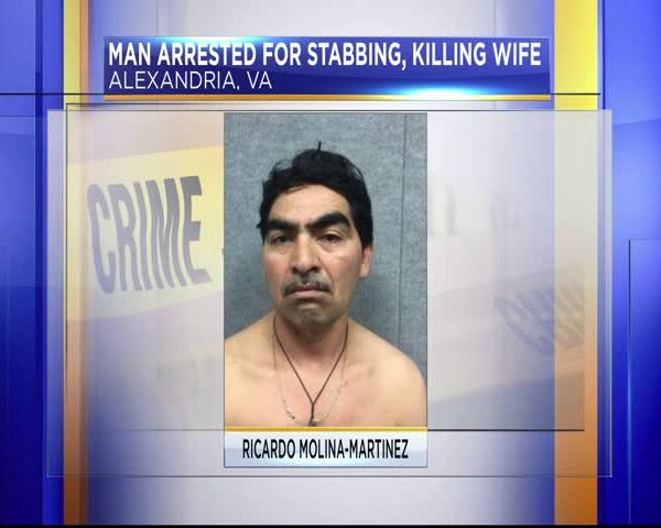 Man arrested for stabbing- killing his wife_97266437-159532