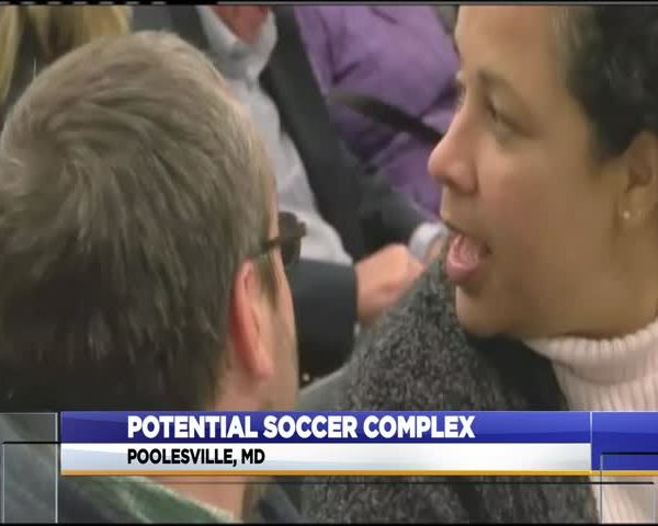 Potential Poolesville soccer complex