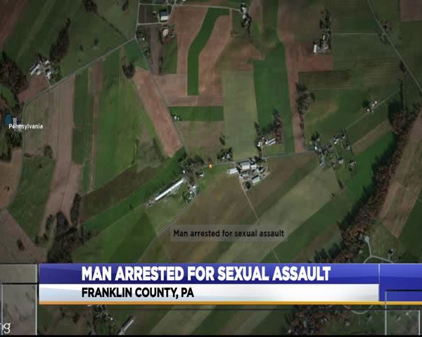 Man arrested for rape in Pennsylvania_85833370
