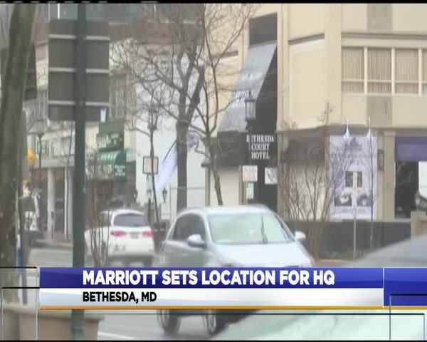 Marriott sets location for headquarters_80614650