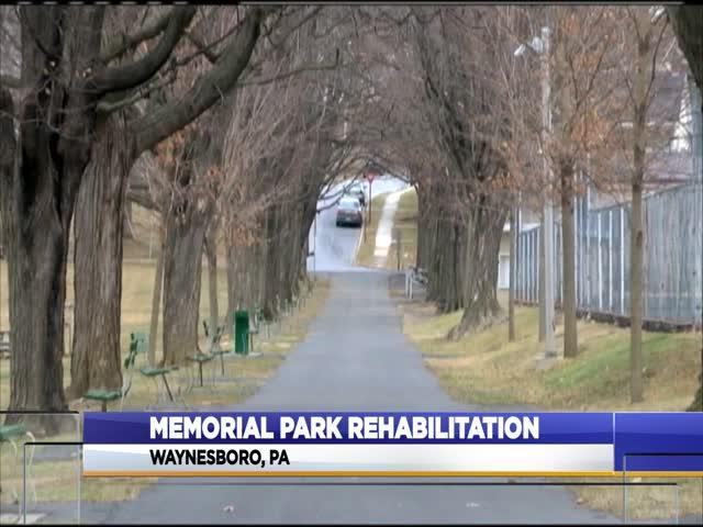 Memorial Park rehabilitation in Waynesboro_10589781