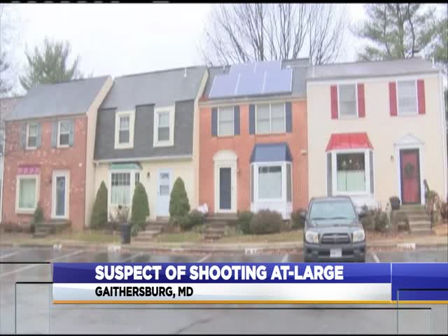 Montgomery County shooting suspect still at large_81391693
