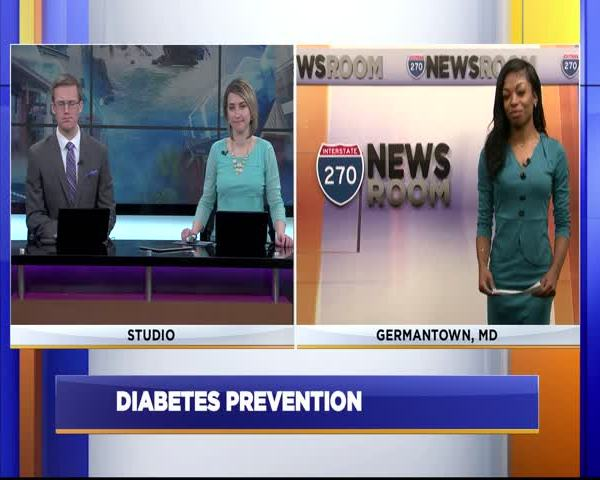 Diabetes prevention in Frederick County