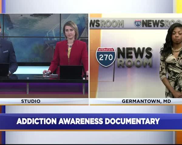 Addiction awareness documentary