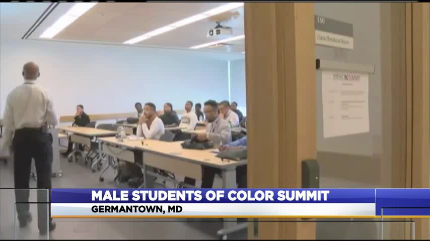 Males of color summit_02022008