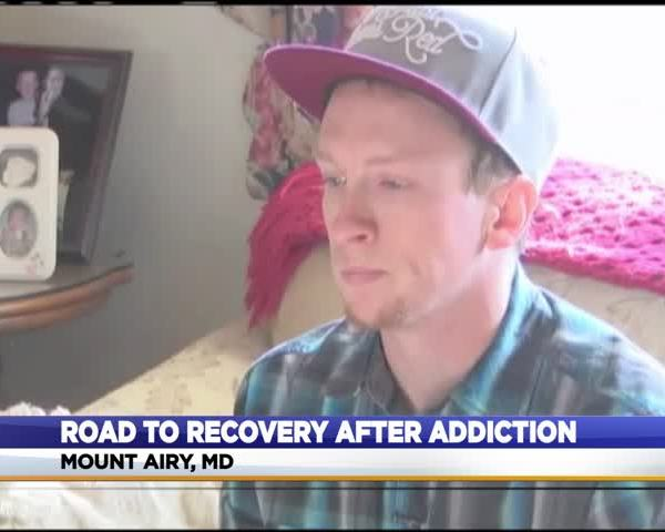 Road to recovery after addiction