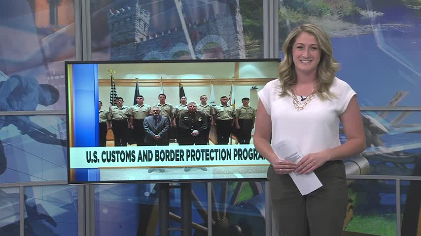 Graduation ceremony held for students from Law Enforcement