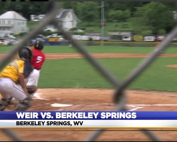 Weir vs- Berkeley Springs - Baseball_74703325