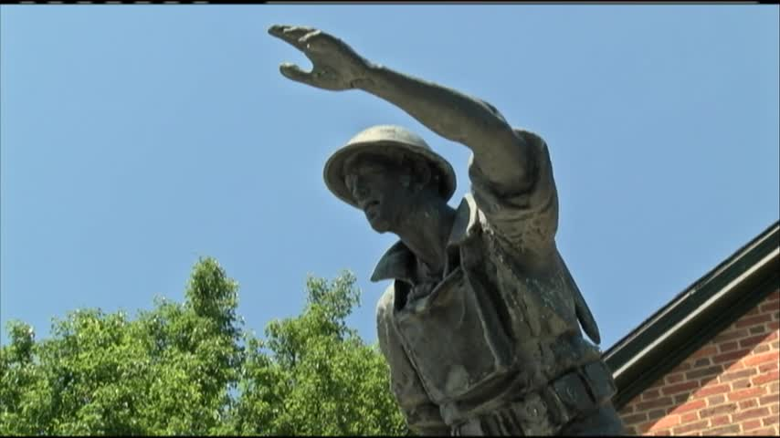 World War I statue in Martinsburg_61490668