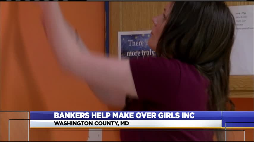 Bankers help Girls Inc. LIVE