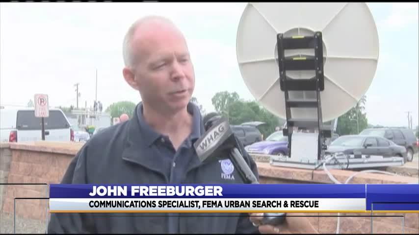 FEMA work