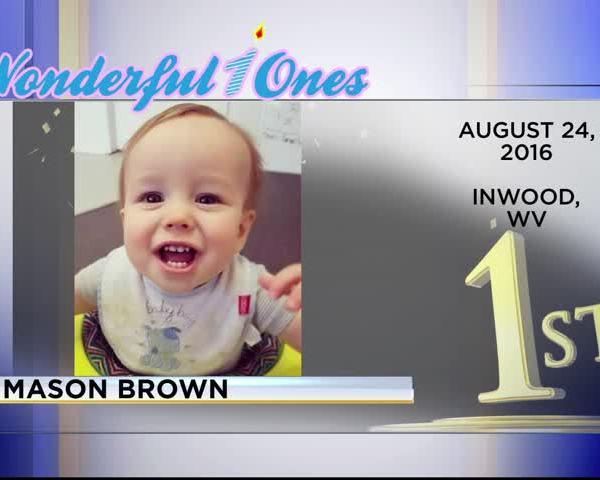 Wonderful One: Mason Brown