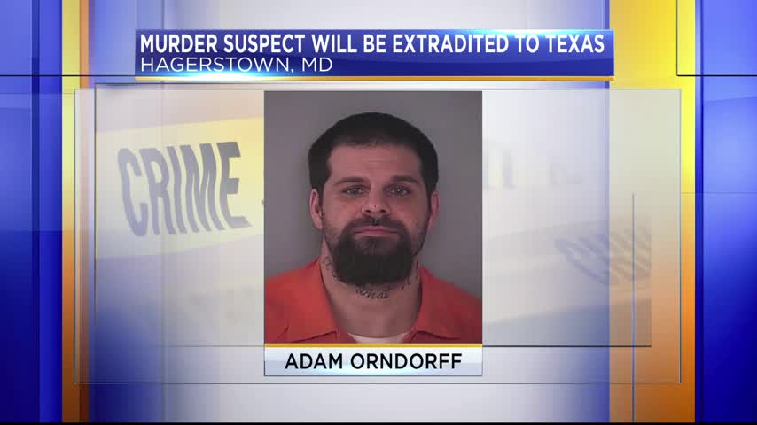 Murder suspect getting extradited to Texas_53945672