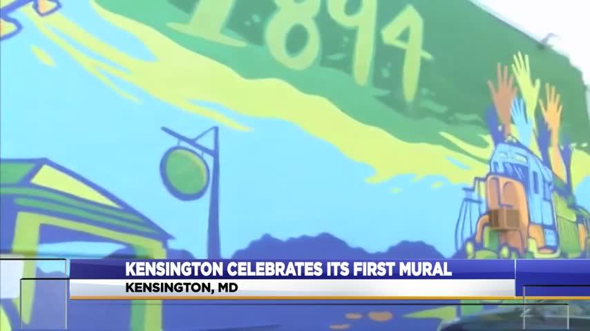 Mural kensington