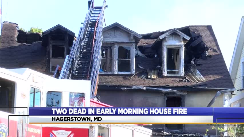 Early morning house fire in Hagerstown_56173608