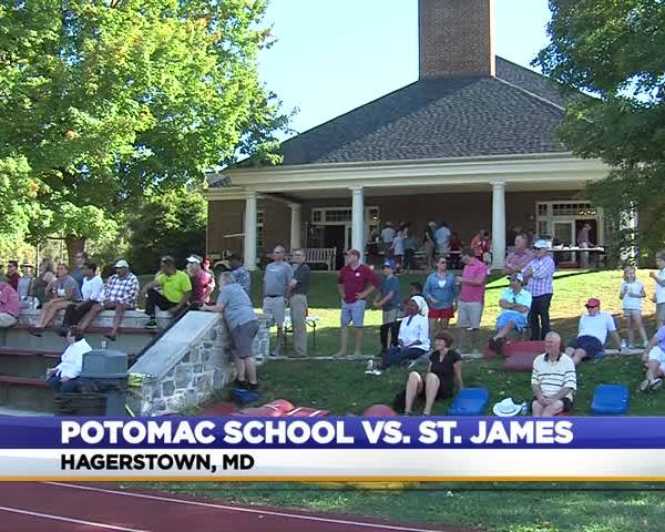 Potomac School vs- St- James - FB_20345806