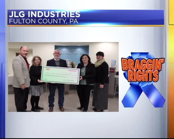 Braggin' Rights: JLG industries