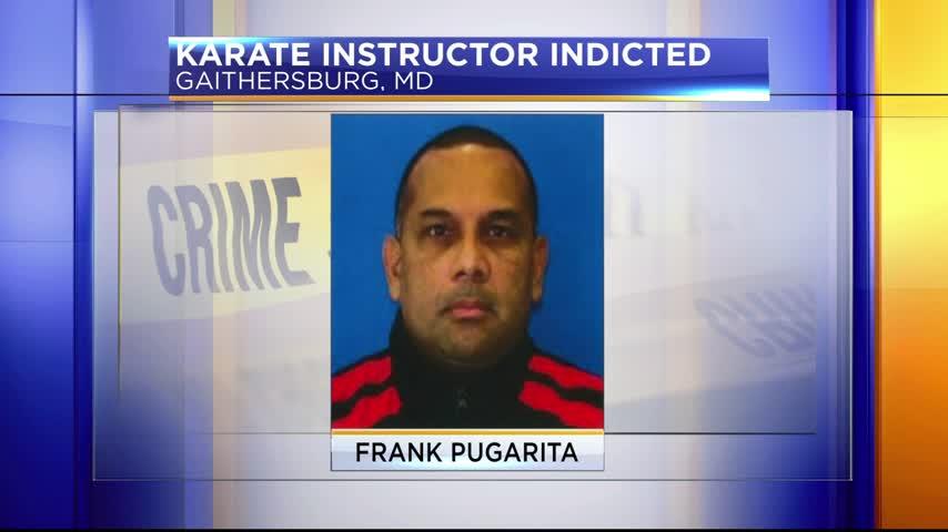 Gaithersburg karate instructor indicted