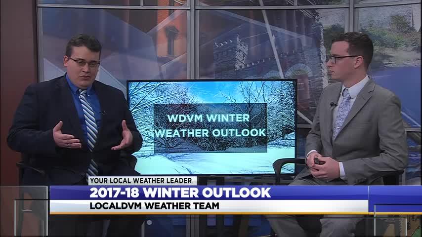 2017-18 Winter Weather Outlook