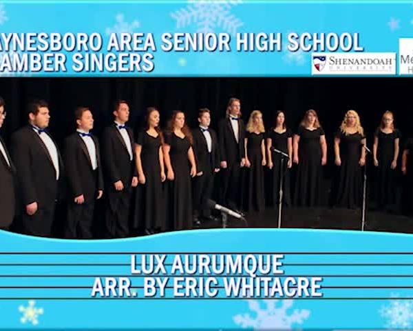 WASHS Lux Aurumque_62252938