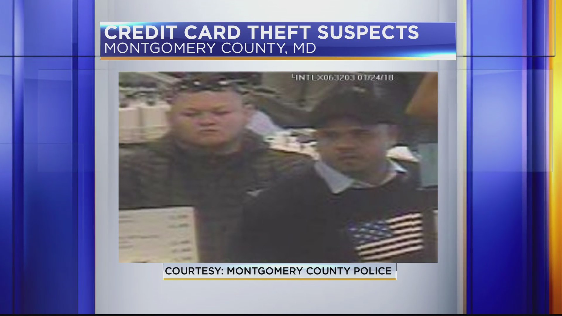Montgomery County Police ask for public's help to identify