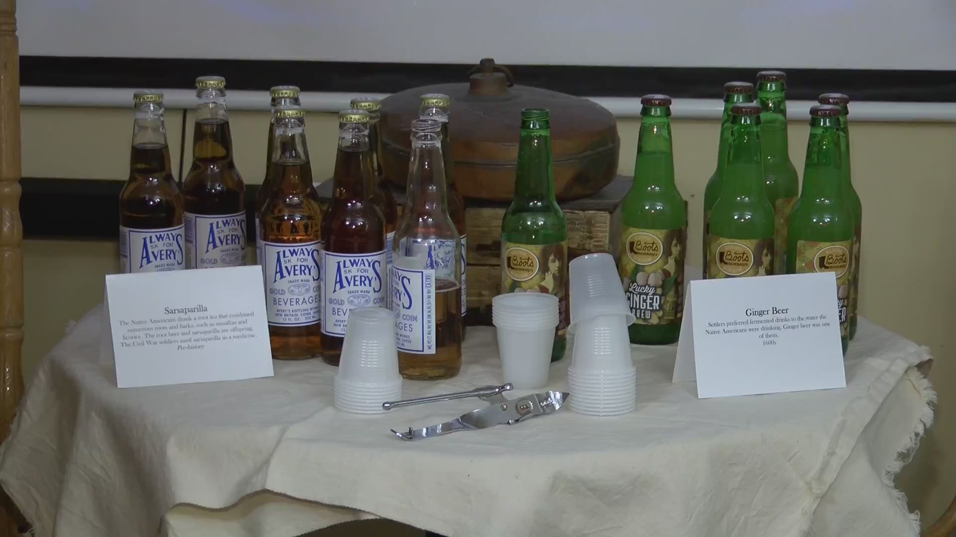 WATER TASTING DAY