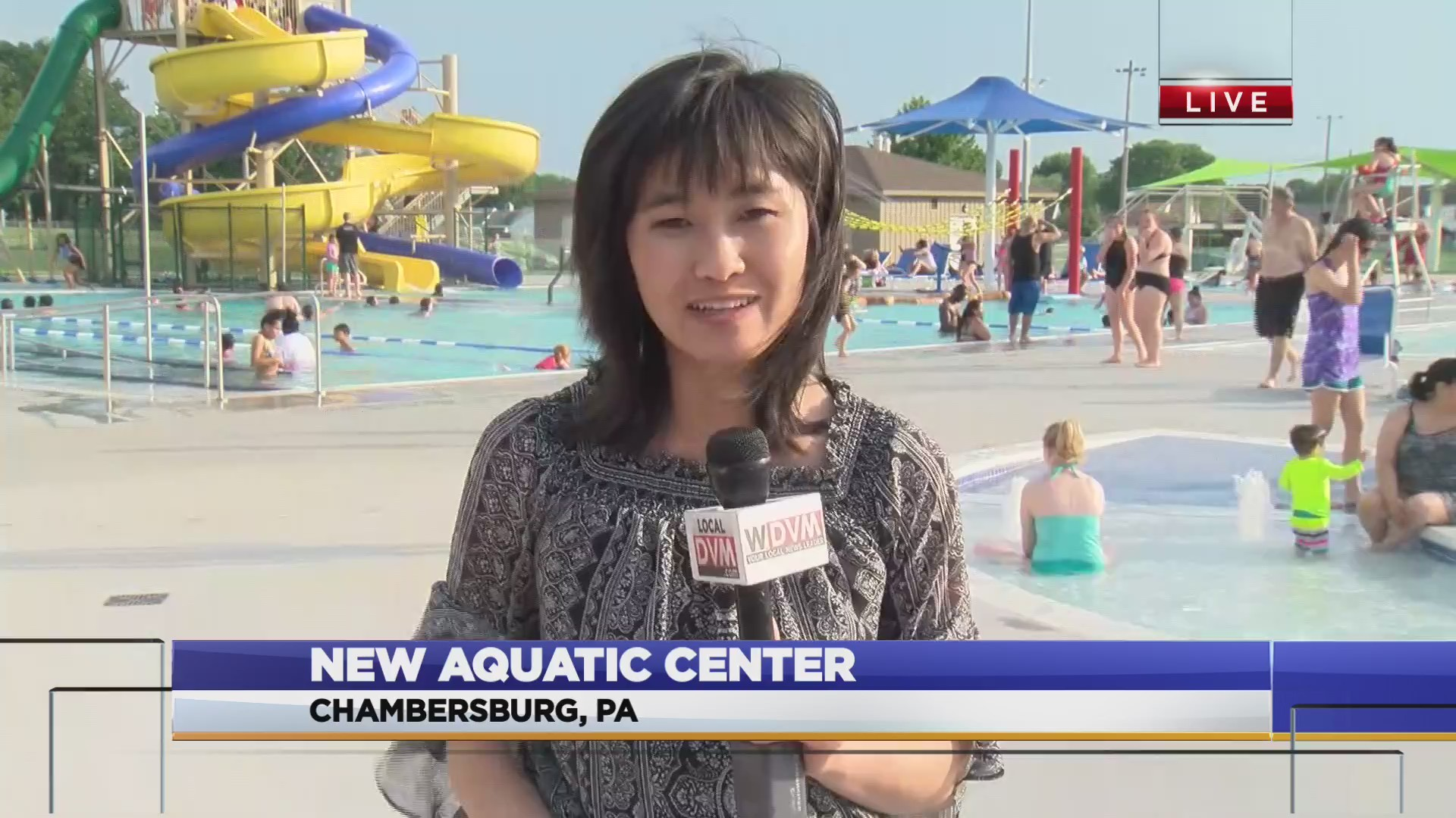 CHAMBERSBURG AQUATIC CENTER