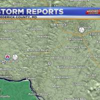 Storm Reports in Frederick County, MD
