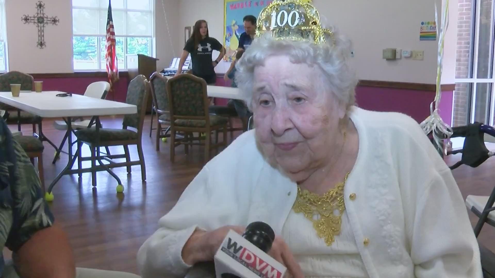 NOVA RINK 100TH BIRTHDAY