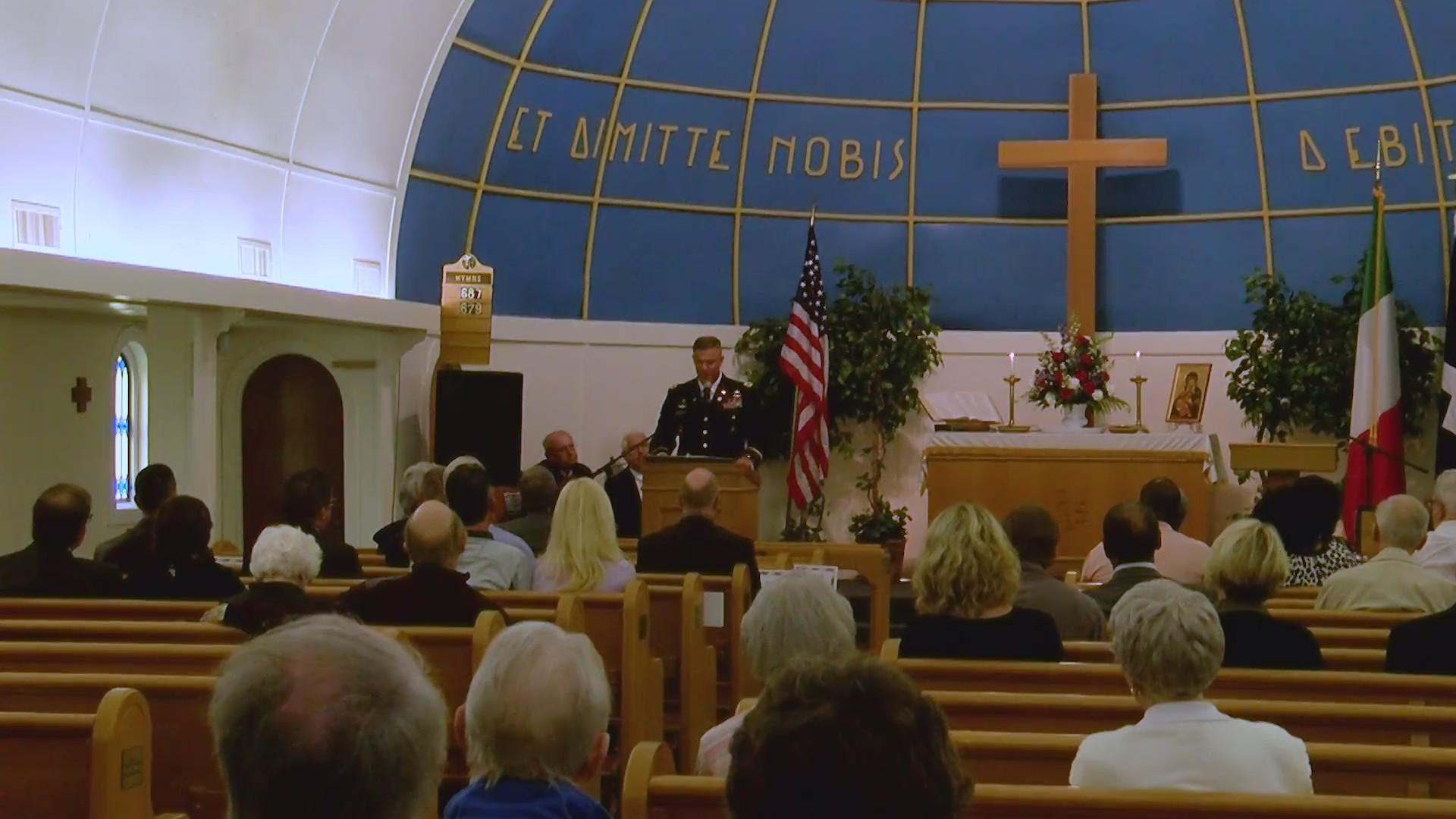 9/11 MEMORIAL SERVICE CHAMBERSBURG