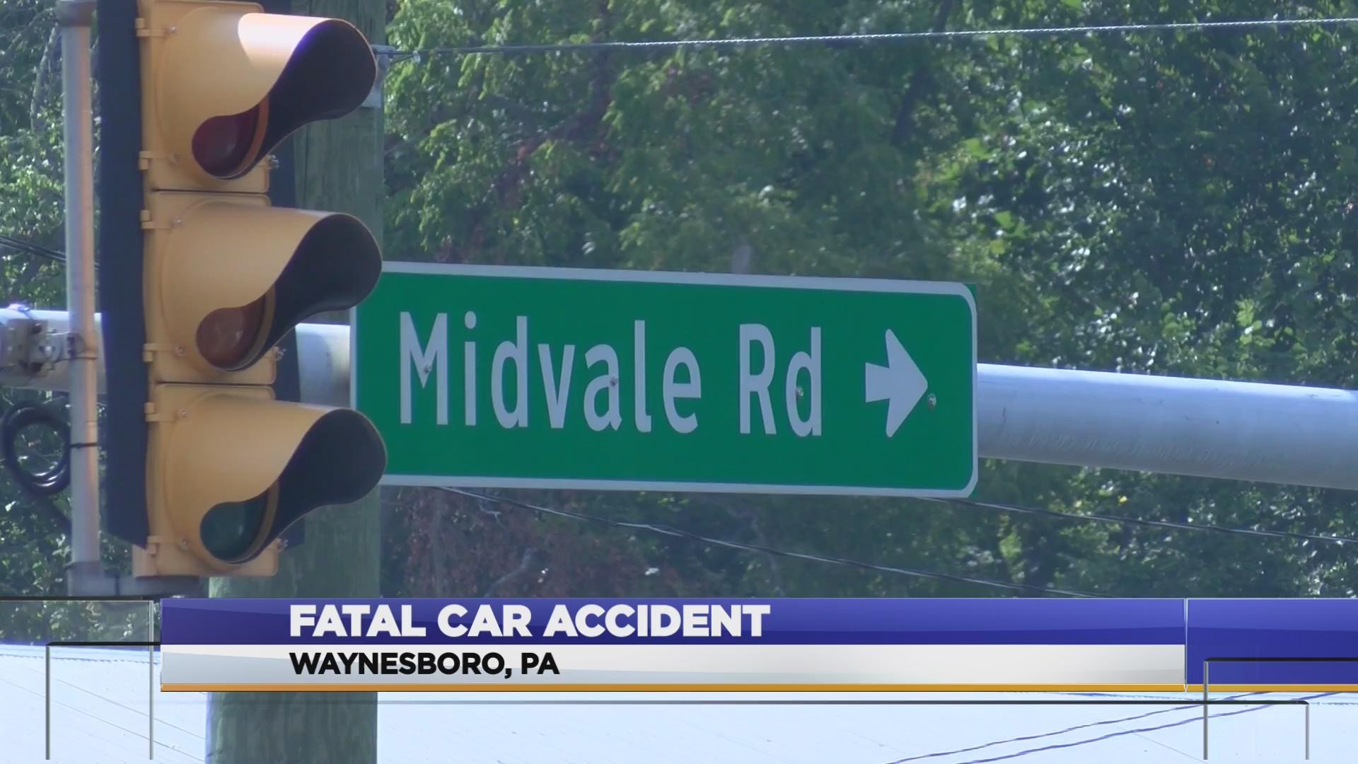 Car accident kills one woman