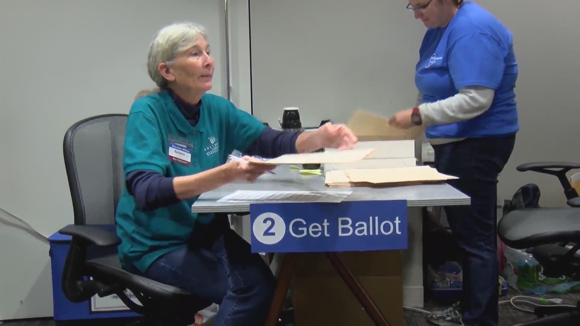 RECORD VOTING