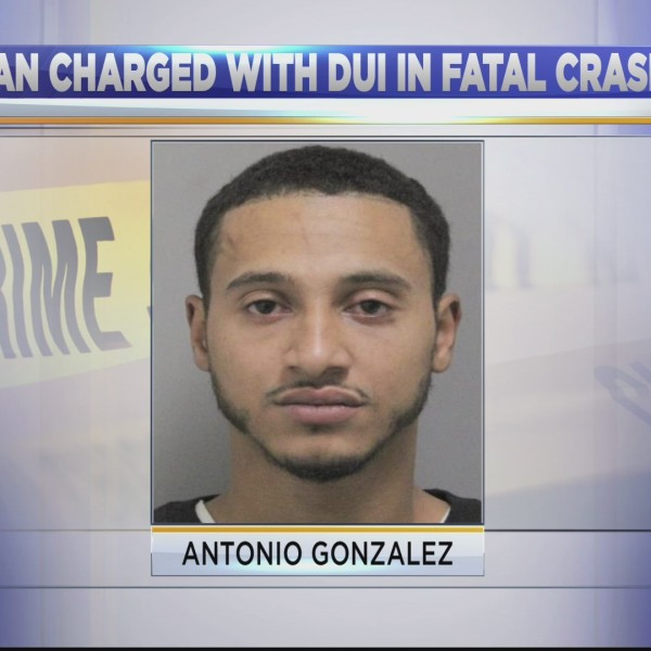 1 CHARGED IN FATAL CRASH